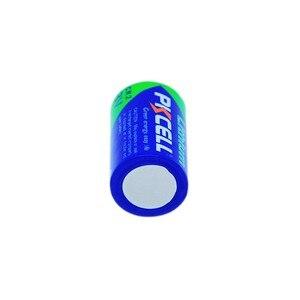 Image 3 - PKCELL بطارية كاميرا ليثيوم قابلة لإعادة الشحن ، 20 قطعة ، 850 مللي أمبير ، 3 فولت CR2 ، CR 15270 CR 15266
