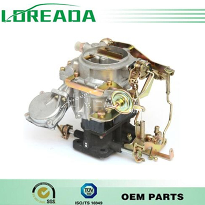 Car-sticker  CARBURETOR ASSY   21100-61010  FOR TOYOTA  Auto Parts Engine OEM manufacture High quality Warranty 30000 Miles brand new carburetor assy 21100 11190 11212 for toyota 2e auto parts engine high quality warranty 30000 miles