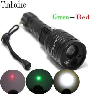 Tinhofire 08-3 5mW 532nm Green
