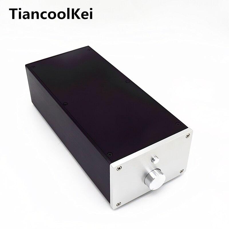 Qualité TAINCOOLKEI préamplificateur à tube 6N3/GE 5670, préamplificateur à tube de préampli