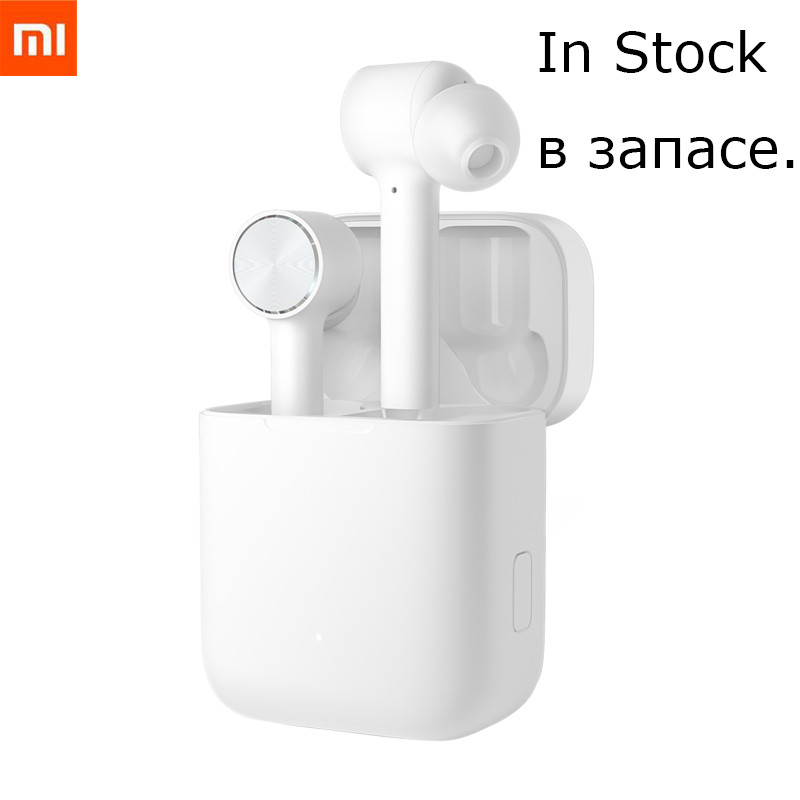 Xiaomi Air TWSANC Noise Cancelling Smart Touch Bilateral Call Earph Headset Bluetooth True Wireless Stereo Sport
