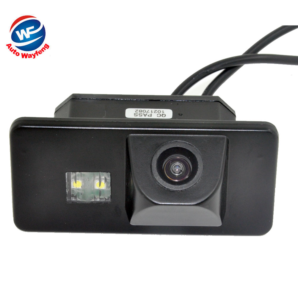 Car Rearview Rear View Reversing Parking System Camera For BMW 1/3/5/6 Series X6 X5 E39 E81 E87 E90 E91 E92 E60 E61 E70 E71