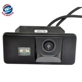 Foteli samochodów widok z tyłu kamera cofania Parking System kamery dla BMW 1/3/5/6 serii X6 X5 e39 E81 E87 E90 E91 E92 E60 E61 E70 E71