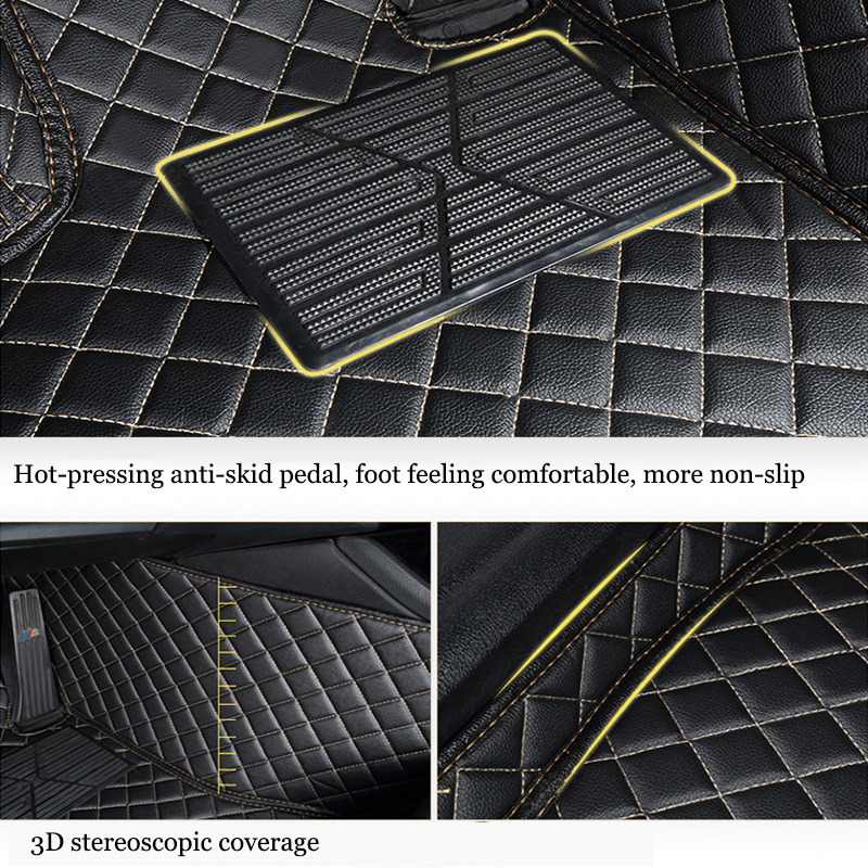 custom car floor mats for honda accord 2003 2007 2018 city jazz crv civic stream elysion spirior insight floor mats for cars in Floor Mats from Automobiles Motorcycles