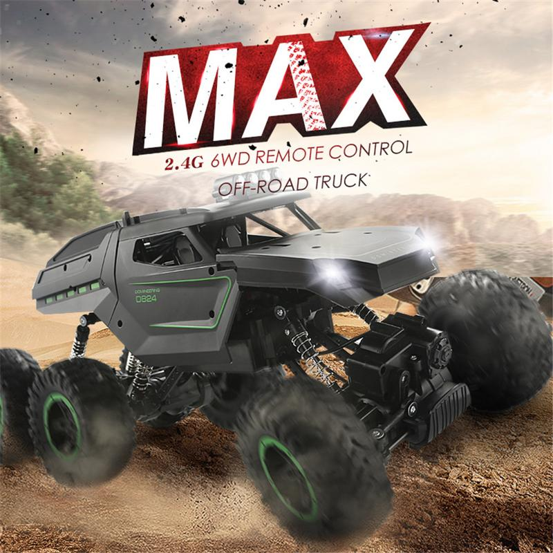 1:12 RC Car Rock Crawler Remote Control Toy Cars On The Radio Controlled Machine On The Radio  Off Road RC Vehicles