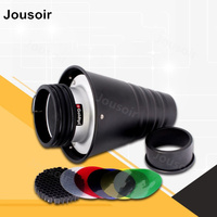 Profoto conical snoot photography with hive color film Flash concentrated product shooting accessories kit Profoto CD50 T01