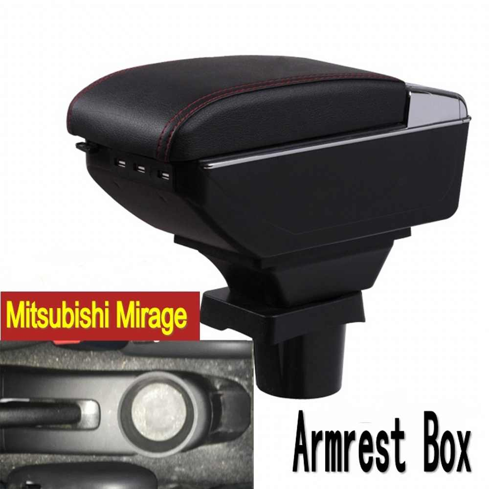 For Mitsubishi mirage Space Star armrest box