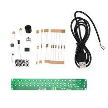 NEW Simple Electronic Organ Kit Module DIY NE555 Soldering Practice Board Multi-