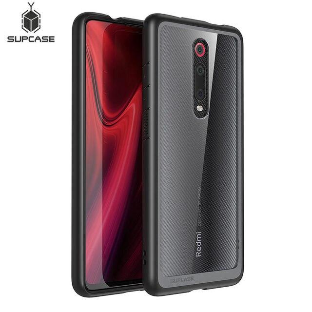 For Xiaomi Mi 9T Case Mi 9T Pro Case SUPCASE UB Style Anti knock Premium Hybrid Ultra Thin Protective TPU Bumper + PC Clear Case