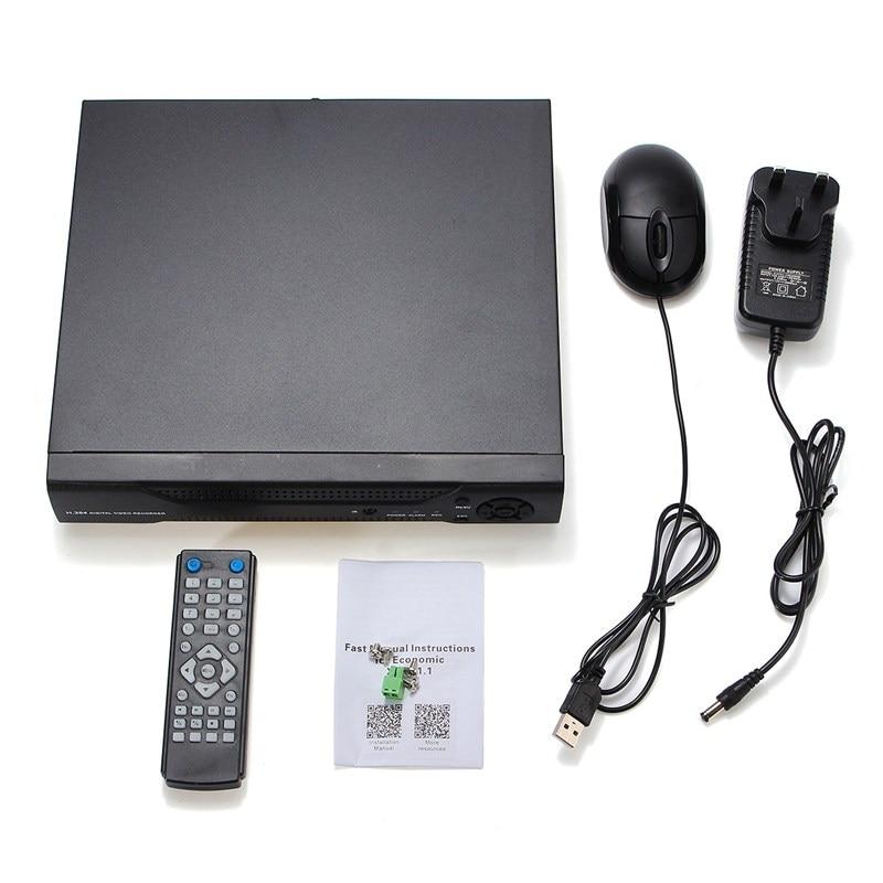 NEW Safurance H 264 8CH D1 DVR HDMI Audio Digital Surveillance Video Recorder For Home CCTV