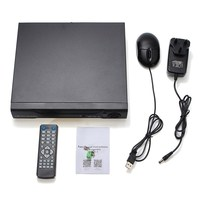 NEW Safurance H 264 8CH D1 DVR HDMI Audio Digital Surveillance Video Recorder For Home CCTV