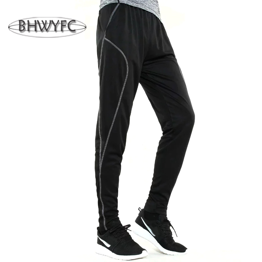 BHWYFC Sport Pants Men Sports Running Pants Mens For Soccer Football Cycling Fitness Basketball Jogging Sports Training pants