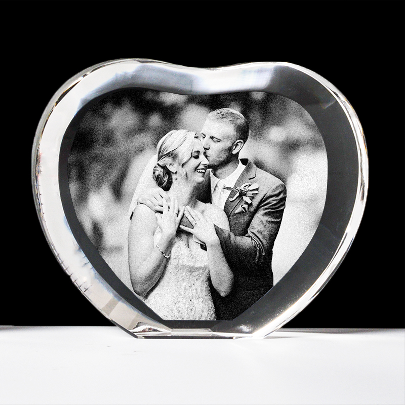 Անհատականացված սրտի ձևի լազերներով - Տնային դեկոր - Լուսանկար 6