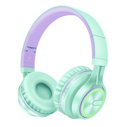 Rose Gold Stereo HIFI Earphone Bluetooth 4.2 Sports Headphone MP3 Wireless Headset Support TF Card With 900 mAh Large Battary