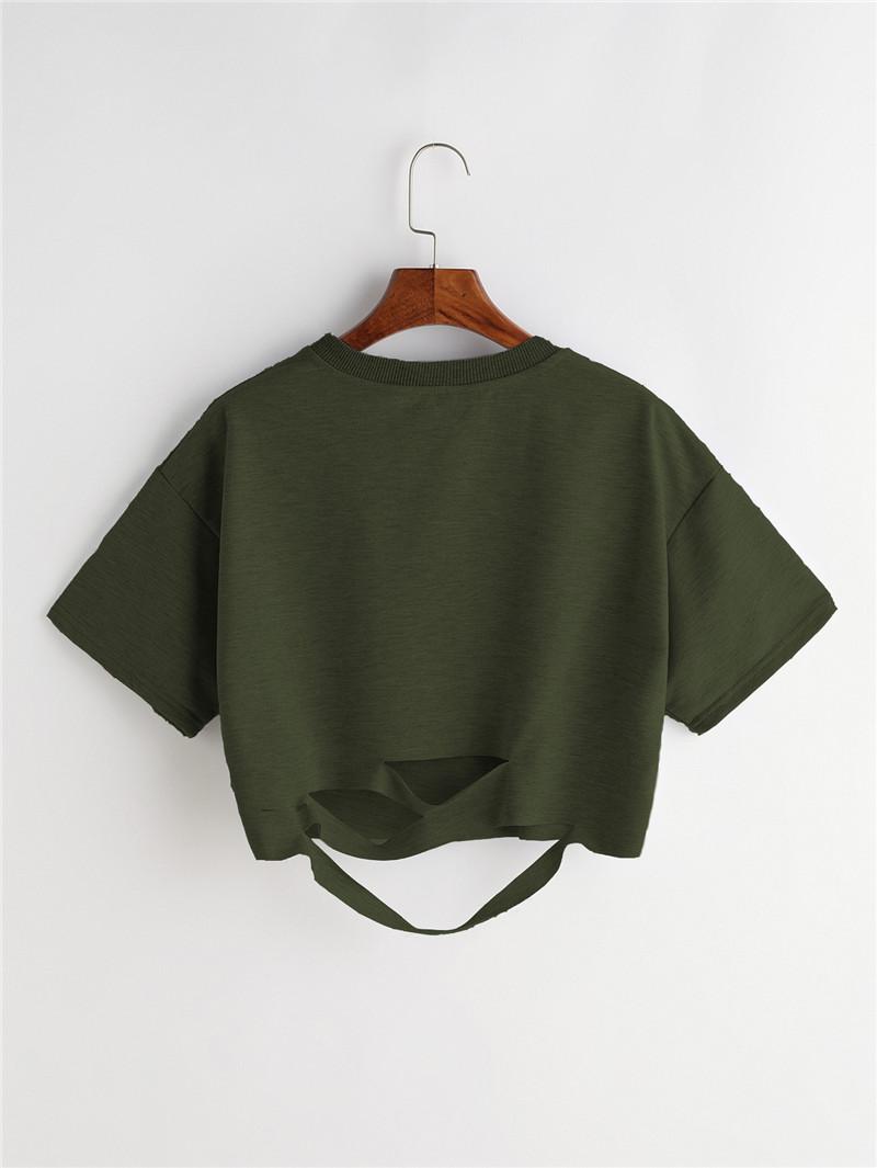 HTB1xi8zOFXXXXXwaFXXq6xXFXXXG - Women Summer T-shirts Alien Embroidery PTC 103