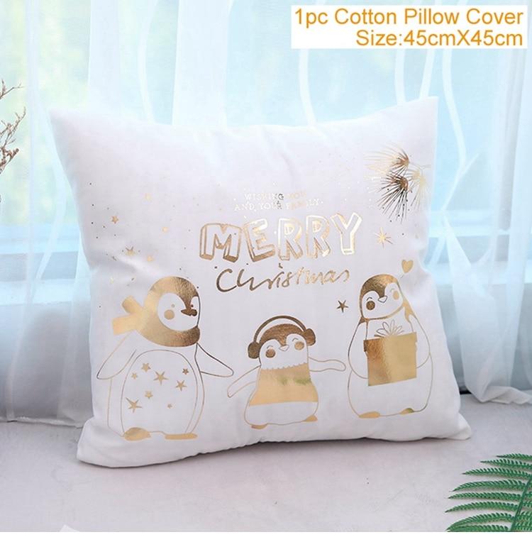 Christmas Pillow Case 36