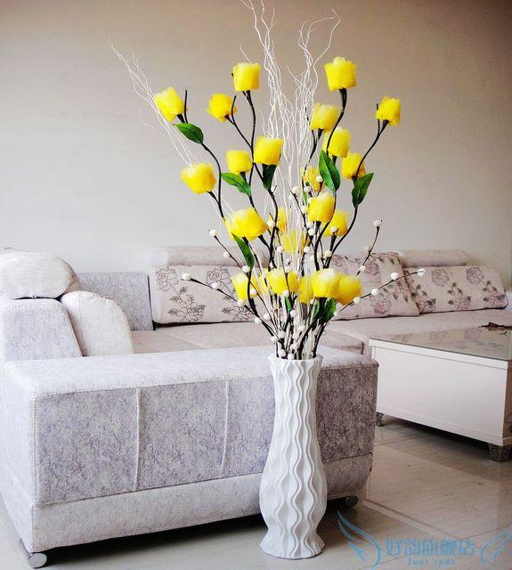 The Simulation FlowerGood Rhyme Vein Dried Flowers