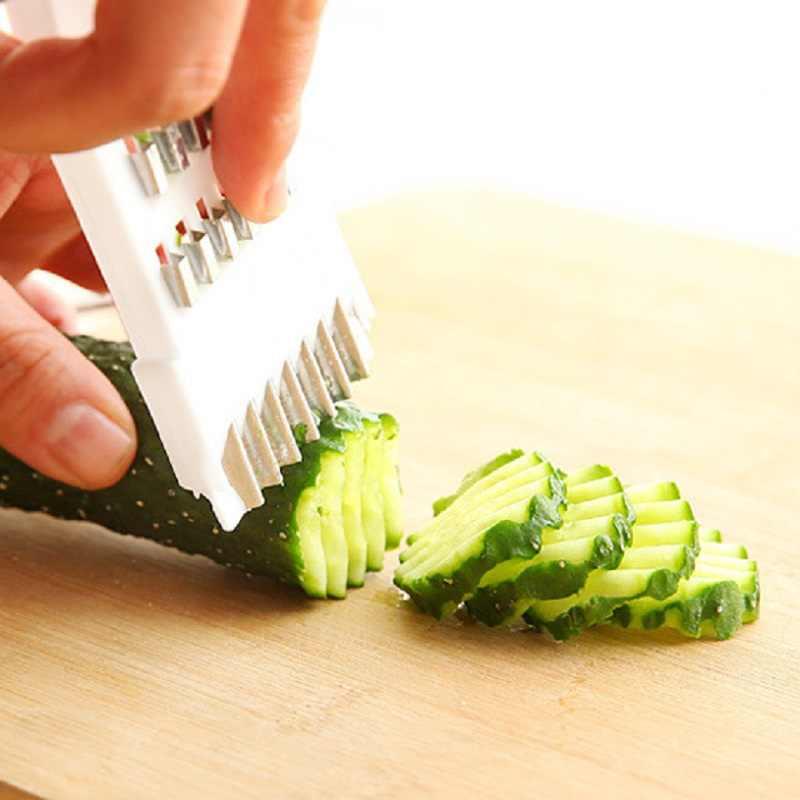 TTLIFEใหม่ผักมัลติฟังก์ชั่พิณเครื่องตัดเครื่องตัดสับแครอทแตงกวาปอกกลิ้งG AdgetครัวCozinha Biscoi