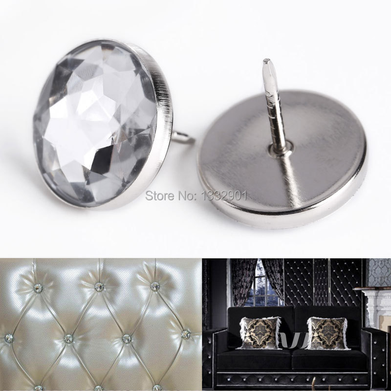 Online Buy Wholesale Crystal Upholstery Buttons From China