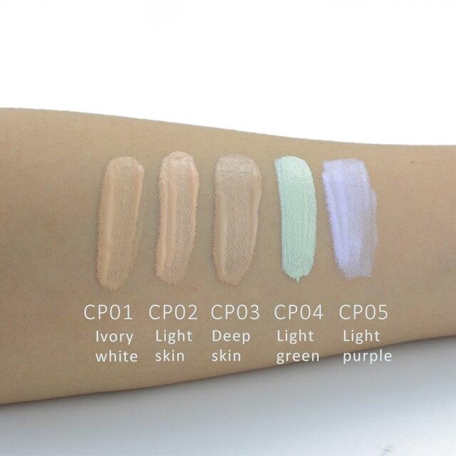 Convenient Rotary Concealer Liquid Brush – 5 Colors Optional