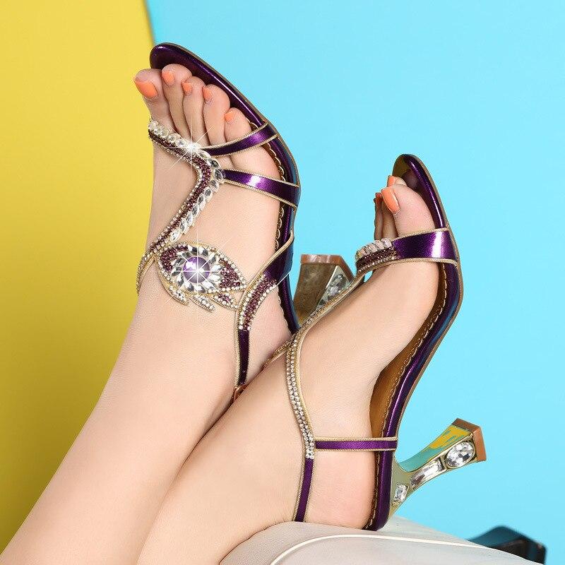 soirée d'été et cuir de banquet soirée véritable Chaussures Cuculus pour en femmes PvpTTq
