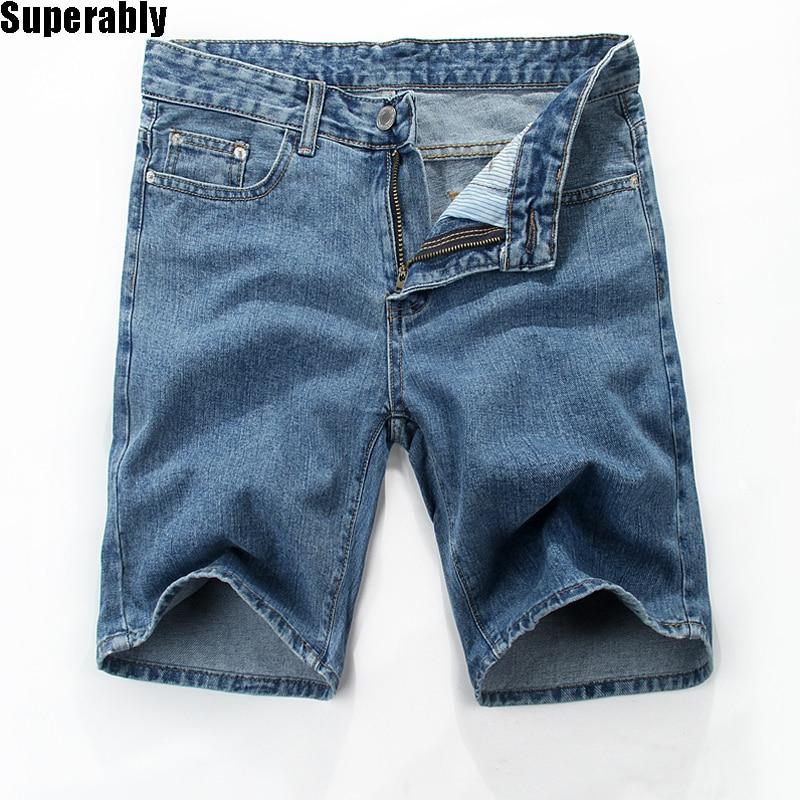 Online Get Cheap Blue Jean Shorts Men Slim -Aliexpress.com ...