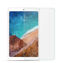 Tempered Glass For Xiaomi Mi Pad 4 Plus Mipad4 Mipad 4 2018 8.0 10.1 inch Tablet Screen Protector Protective Film Glass Guard leather case for xiaomi mi pad 4 mipad4 8 inch tablet case stand support for xiaomi mi pad4 mipad 4 8 0 case cover two style