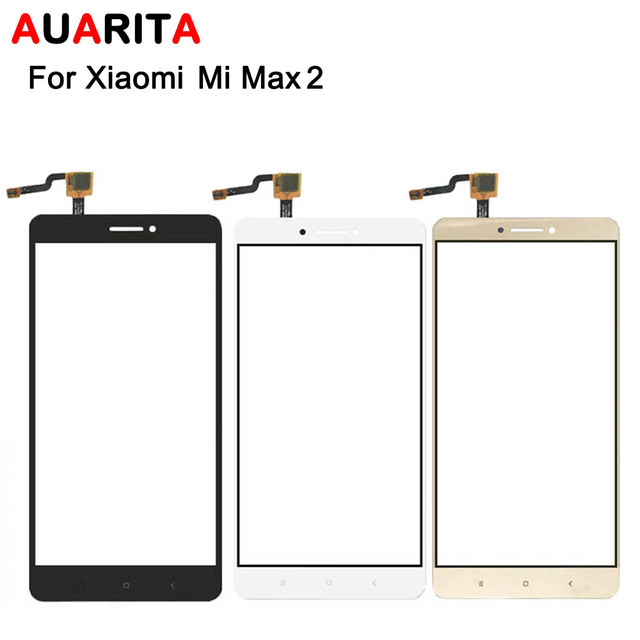 5pcs/lot touch panel screen For XiaoMi MI MAX 2 Touch Screen Screen Digitizer Replacement For XiaoMi MAX2 Cell Phone