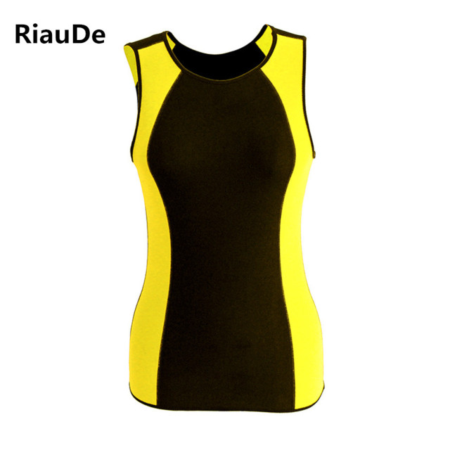 690f6d1290e98 Hot Shaper Vest Neoprene Thermal Body Shapers Women Slimming Vest Waist  Trainer Corset Slim Vest Sauna Sweat Fashion Shaper Vest