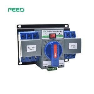 Image 3 - Manuelle Automatische Transfer Schalter für generator 2P 3P 4P