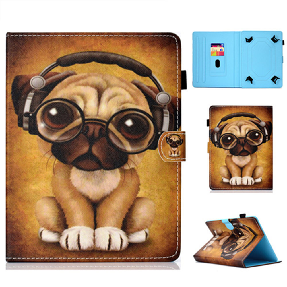Universal Protective Cute PU Leather Case For Huawei Mediapad T5 10Inch AGS2-W09/L09/L03/W19 10.1Inch