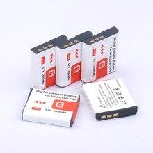 5ชิ้นNPBG1 NP-BG1 NP-FG1แบตเตอรี่กล้องสำหรับSONY Cyber-Shot DSC-H3 DSC-H7 DSC-H9 DSC-H10 DSC-H20 DSC-H50 DSC-H55 DSC-H70 DSC-H90