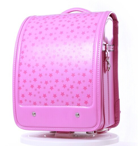 coulomb 2016 hot sell japanese style hasp on bottom pu backpack primary student