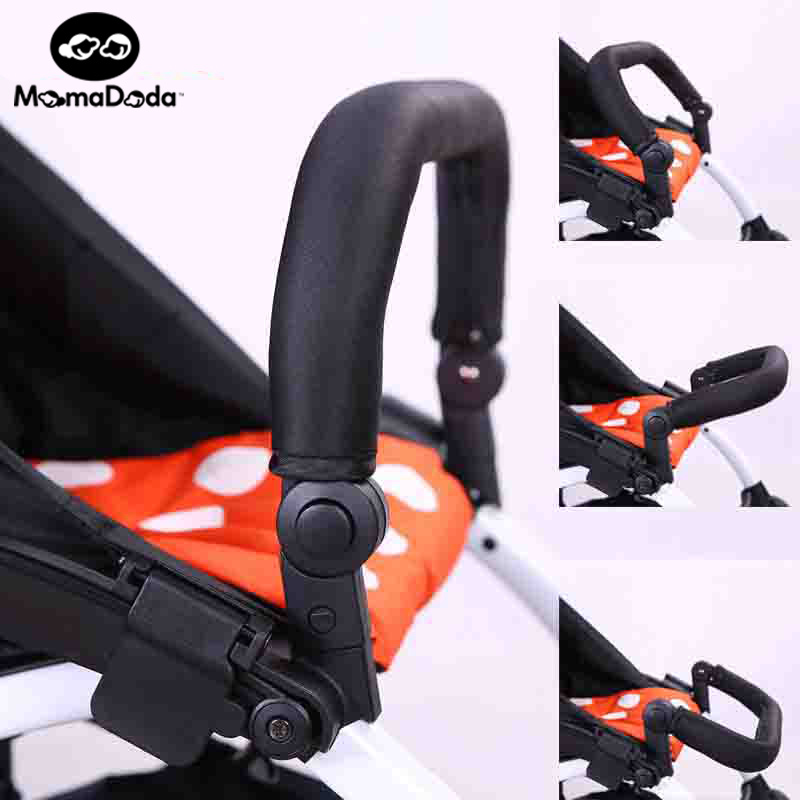 Baby Adjustable Stroller Armrest Bumper Infant Yuyu Pram Stroller Accessory Safety Cart Bar Carriages Pushchairs
