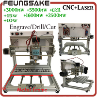 Freeship DHL PCB Milling Machine Arduino CNC DIY CNC Wood Carving Mini Engraving Machine PVC Mill