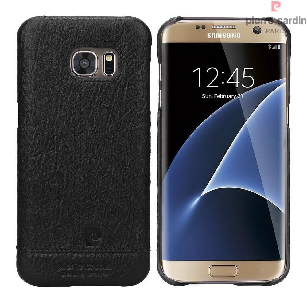 Pierre Cardin fodral för Samsung Galaxy S7 / S6 / S6 kant / S6 Edge - Reservdelar och tillbehör för mobiltelefoner - Foto 4