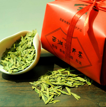 Special grade 2016 new handmade dragon well organic green tea good quality Mingqian West Lake Longjing