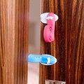 (3 Шт./упак.) Творческий Вращающаяся Дверь Остановить Улитка Детские Ветрозащитный Разъем Ограждения Для Детей Детские Ворота Безопасности Углу Протектор 1110