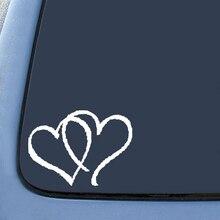 """Максимально удачная сделка стикер сердца наклейка ноутбук автомобиль ноутбук """" Цвет: белая наклейка с надрезом"""