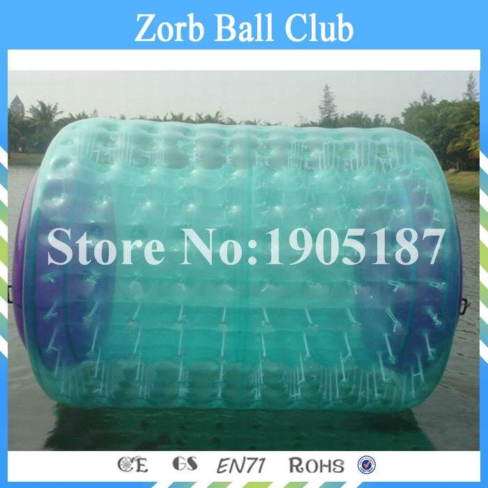 Livraison gratuite 2019New Design gonflable Zorbs eau boule rouleaux, eau marche balle jouets pour piscine, eau balle prix