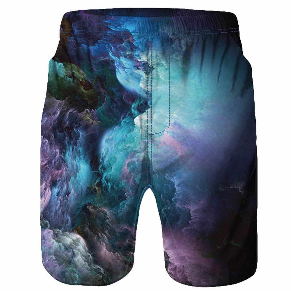 Nuevo traje de baño para hombre correr surf deportes playa Shorts natación troncos hombres para niños nadar pantalones cortos playa Sexy trajes de baño voleibol