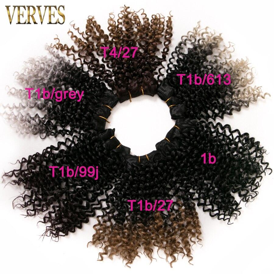 verves 1 СКП. волос Synthetic TC
