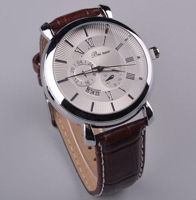 Relojes de cuero hombre
