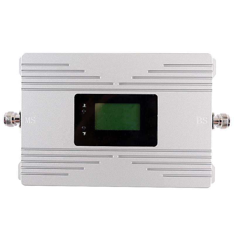 1800 2100 Mhz 3G 4G Celular Signal Booster DCS  WCDMA Cell Phone Mobile LCD Display Repeater Amplifier ,Gain 70db ,17dbm