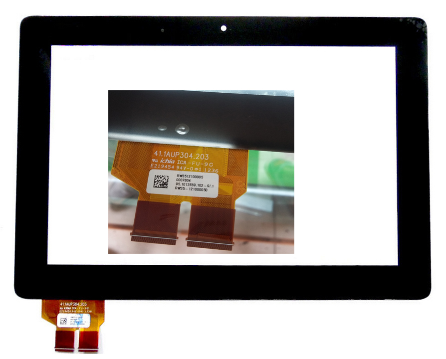 For ASUS Padfone 2 A68 Tablet Station Touch Screen Digitizer Replacement Parts Tools 41.1AUP304.203