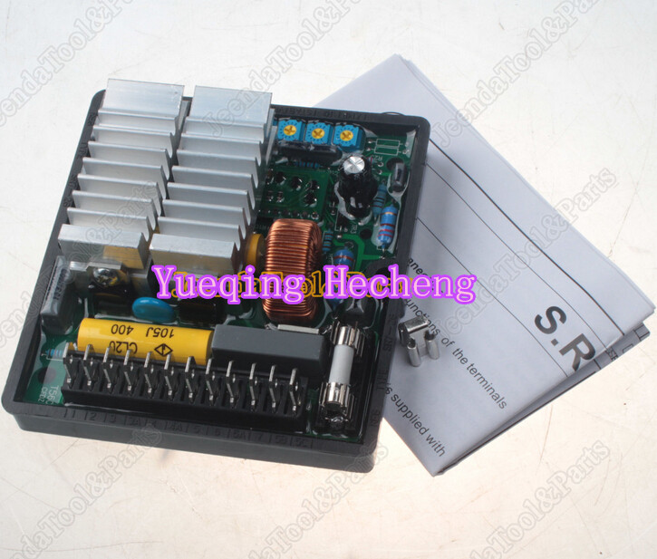 New Automatic Voltage Regulator AVR SR7 For Mecc Alte Generator SR7-2G Free&Fast shipping by DHL/FEDEX express avr sx460 new black automatic voltage regulator avr sx 460 blue capacity free shipping tnt fedex dhl