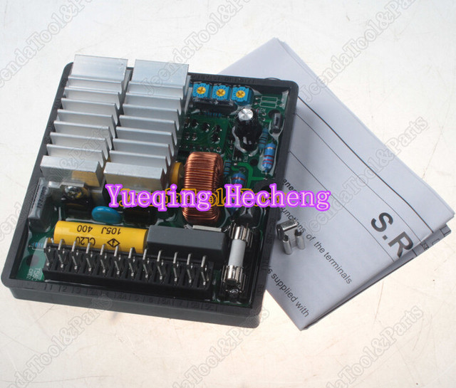 new automatic voltage regulator avr sr7 for mecc alte generator sr7 rh aliexpress com mecc alte sr7 avr manual