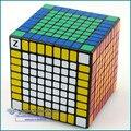 Shengshou 9 camadas velocidade Cube enigma 9 x 9 x 9 Normal brilho