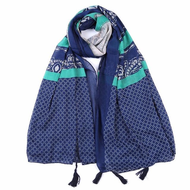 Bohemian Luxury Style Scarves | Shawl & Wraps