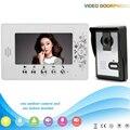 Chuangkesafe Бесплатно. V70A-L 1V1 Производитель 7 Inch цвет домофона видео домофон для Квартиры видеодомофон